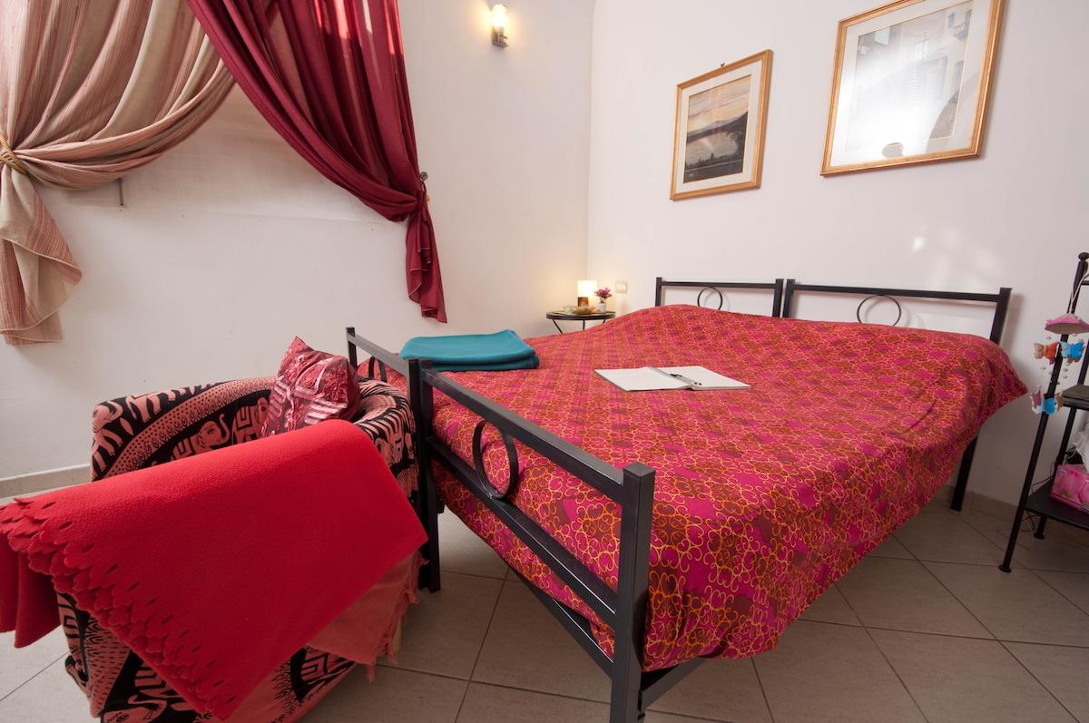 Casa Lucy-free WiFi-Roma S. Pietro