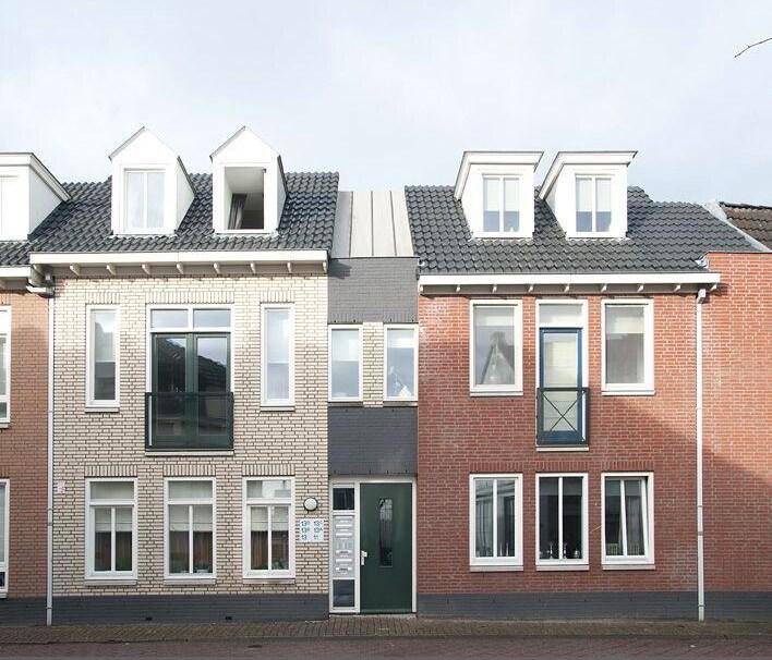 Central Tilburg apartment
