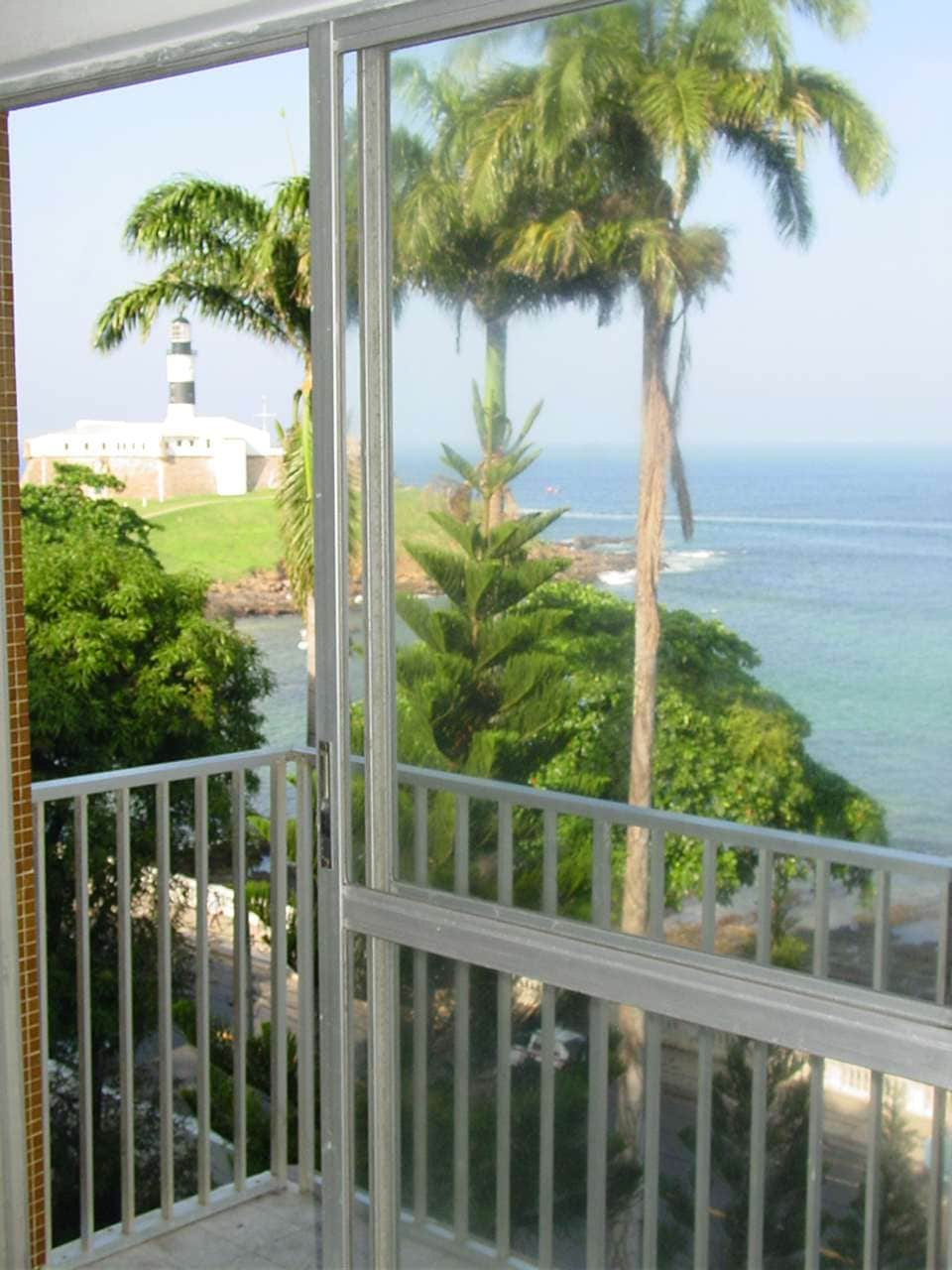 this is your veranda, the view is simply incredible