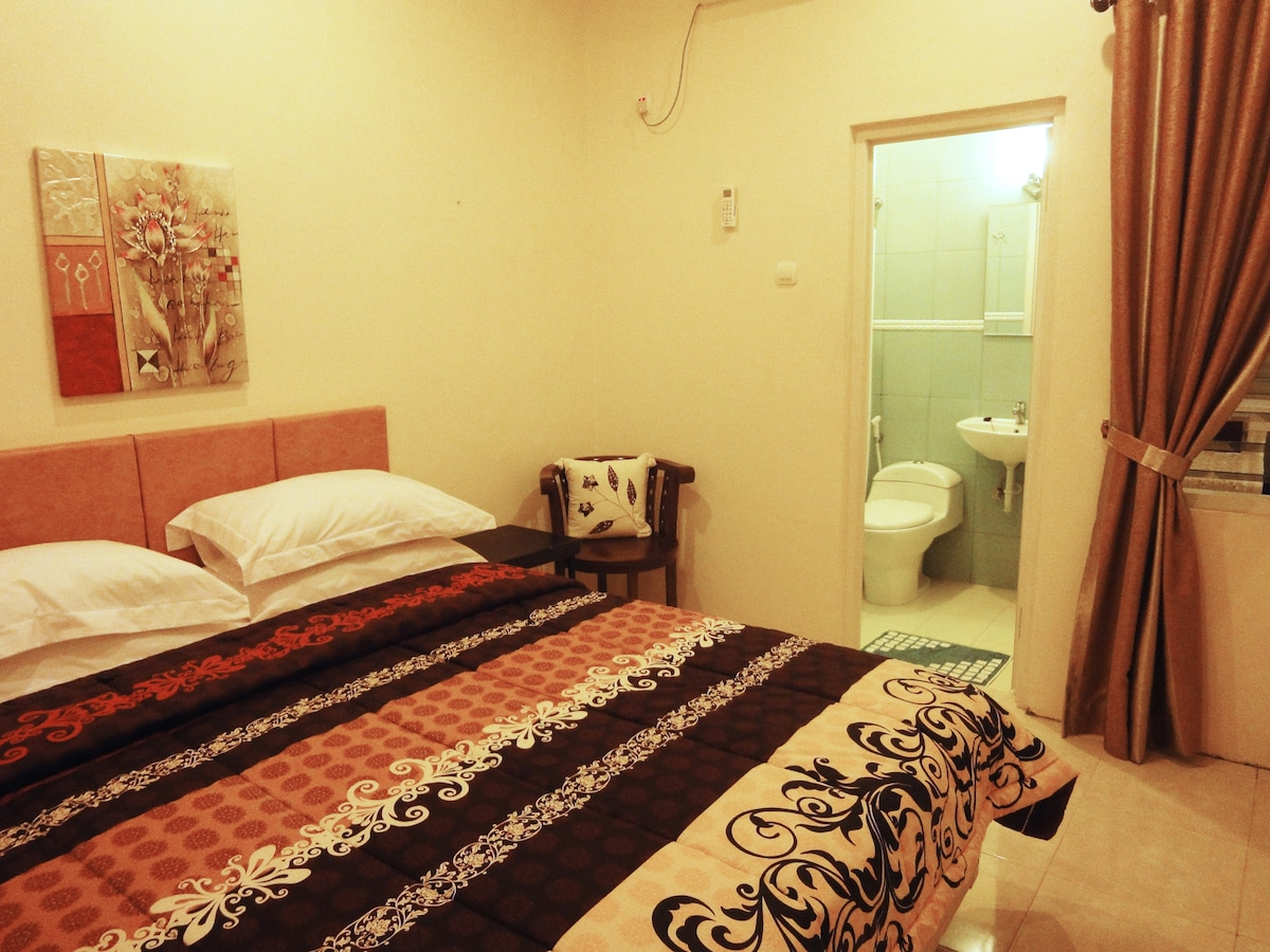Newly furnished with luxurious finish