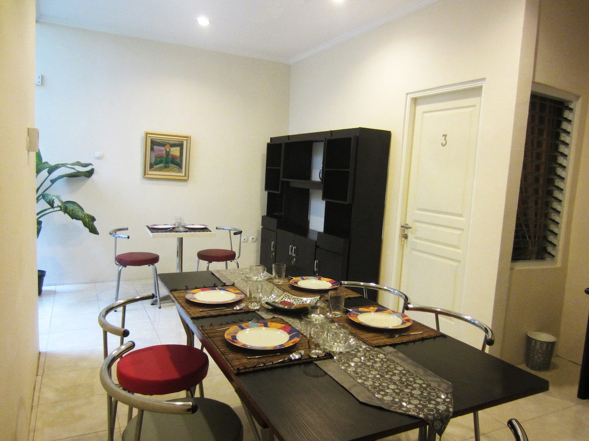 Dining room for all