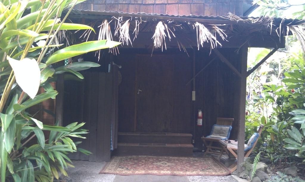 Private Cabin on a Kona Coffee Farm