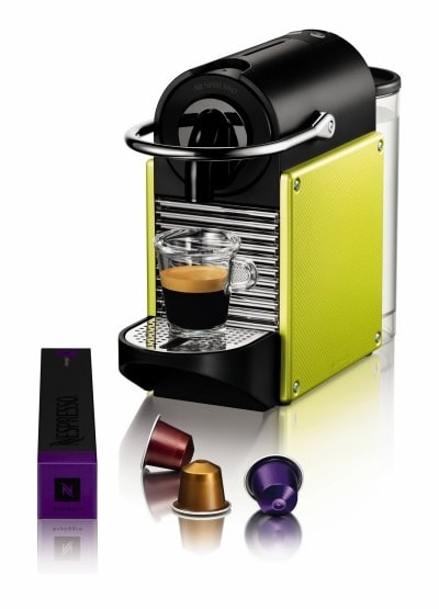 The apartment comes with a wonderful NESPRESSO Expresso coffee machine