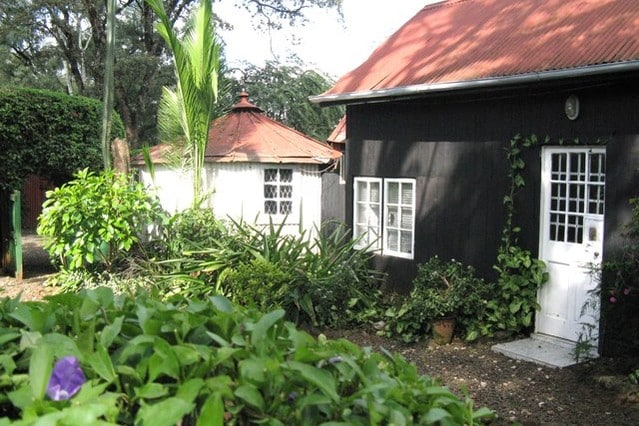 Cottage private garden
