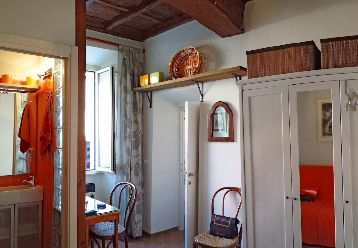 Small apartment in a lovely place