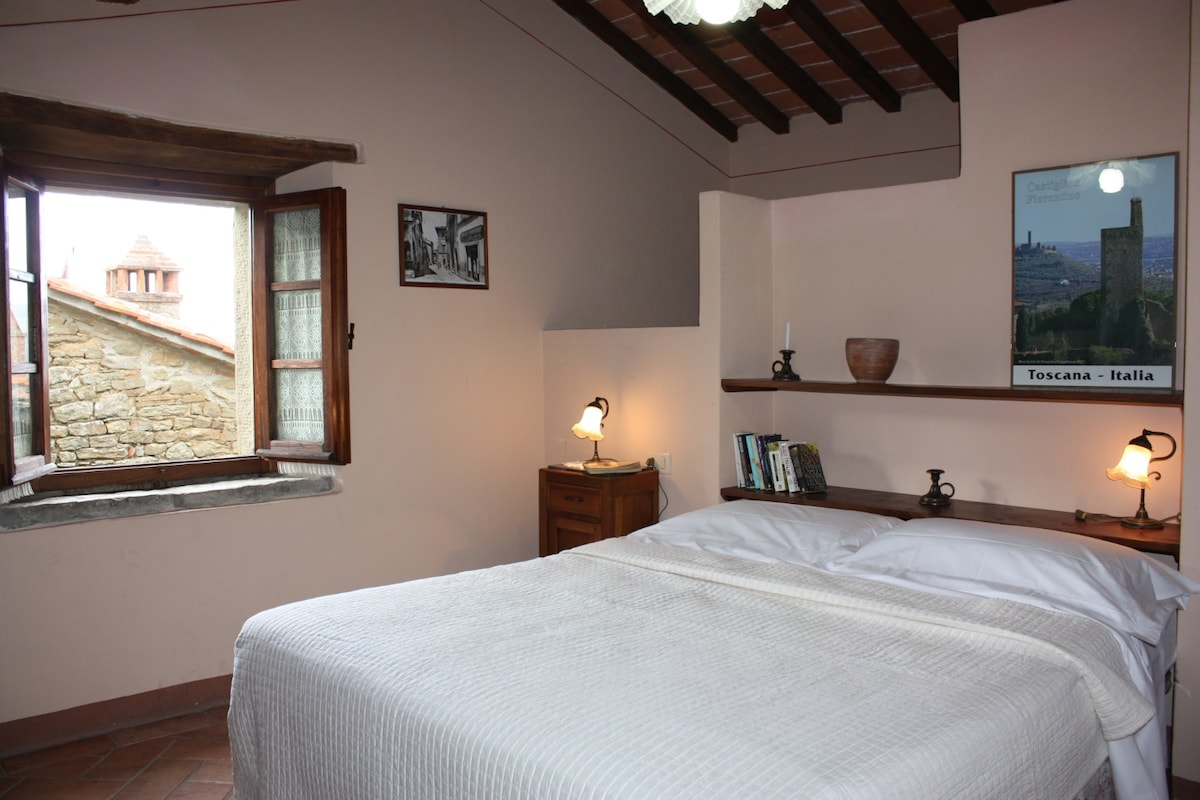 bedroom of Il Sole