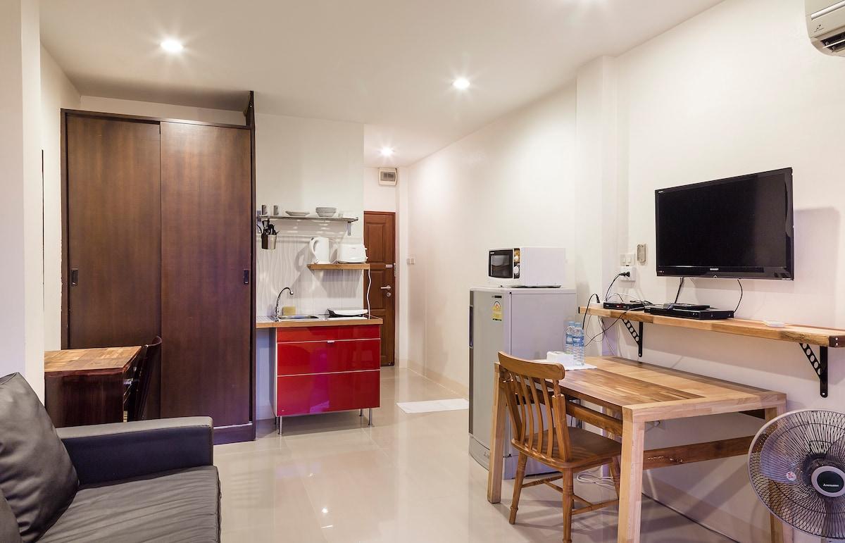 6. Bangkok nice, cosy Apartment 201