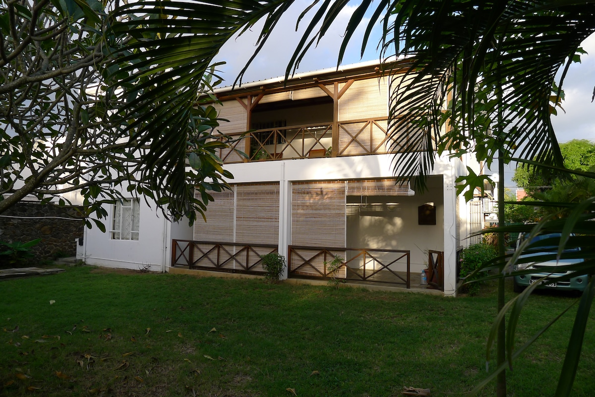 Mauritius Villa near beach for rent