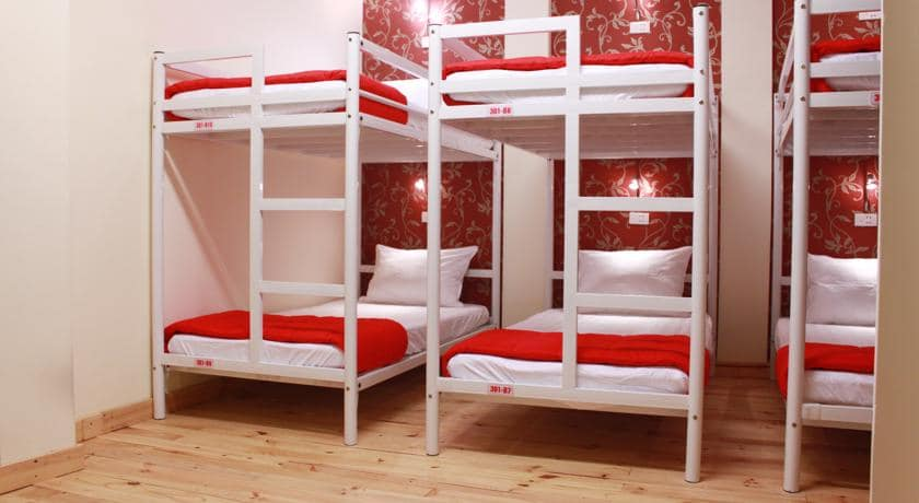Clean Dorm for the backpackers