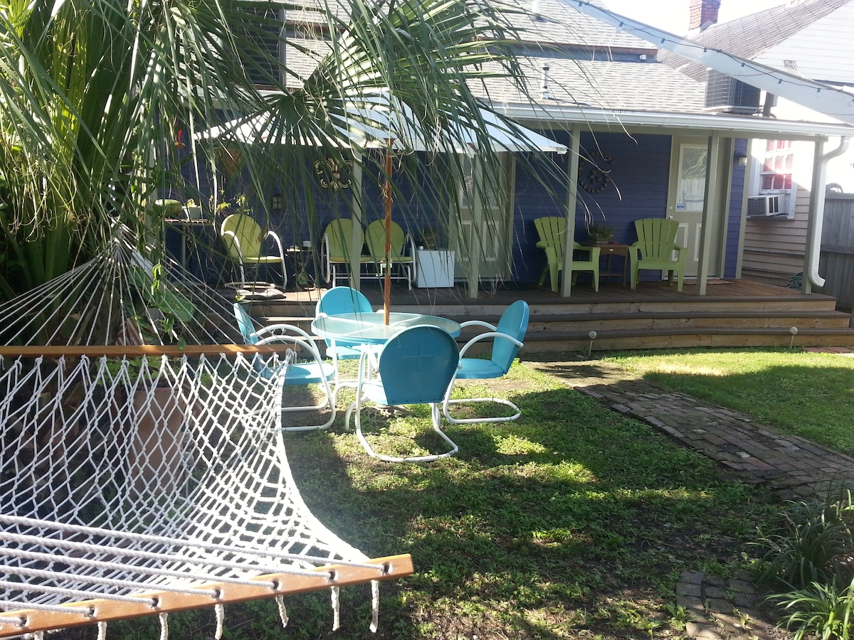 Creole Attic -perfect for 2 couples