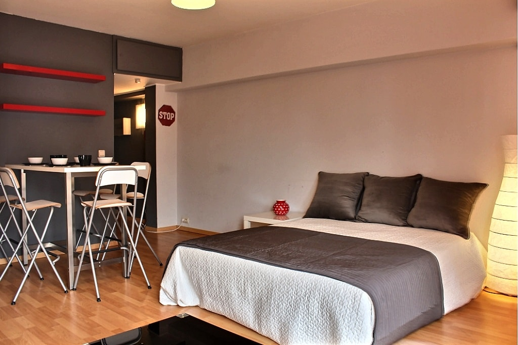 ♥ Opéra | Studio flat for 2 persons