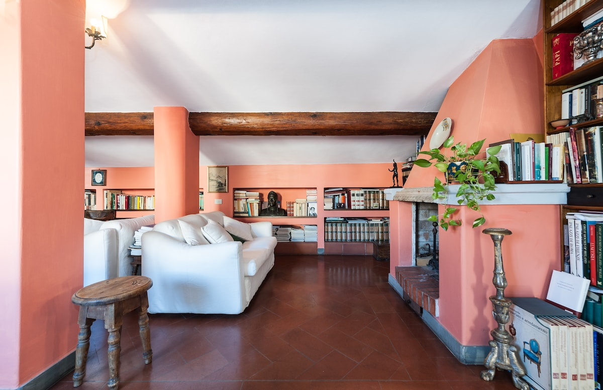 Luxury Apartment in Florence