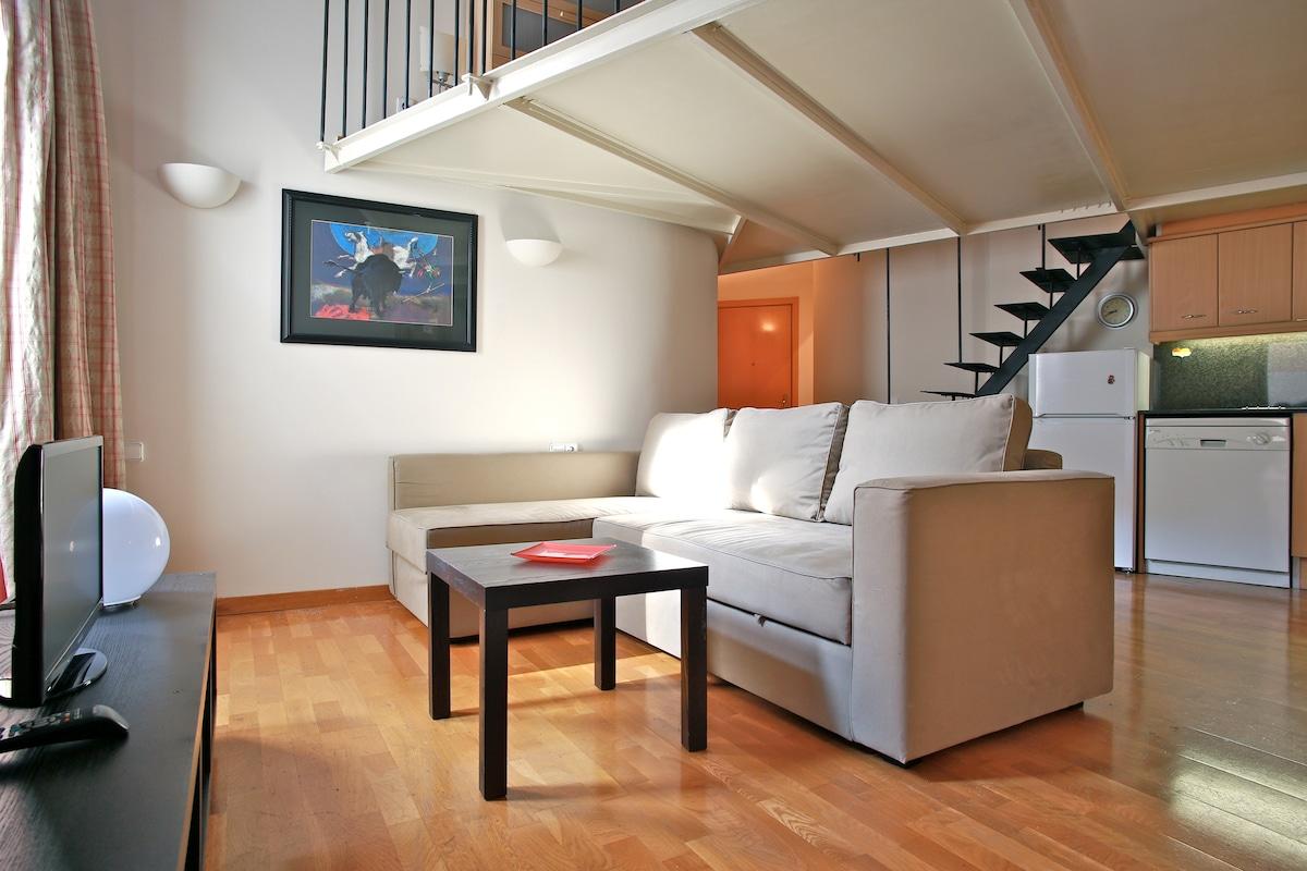 Moderno Loft duplex centro ciudad