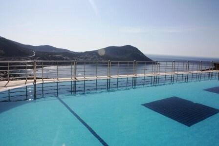 Kalkan Villa with stunning views