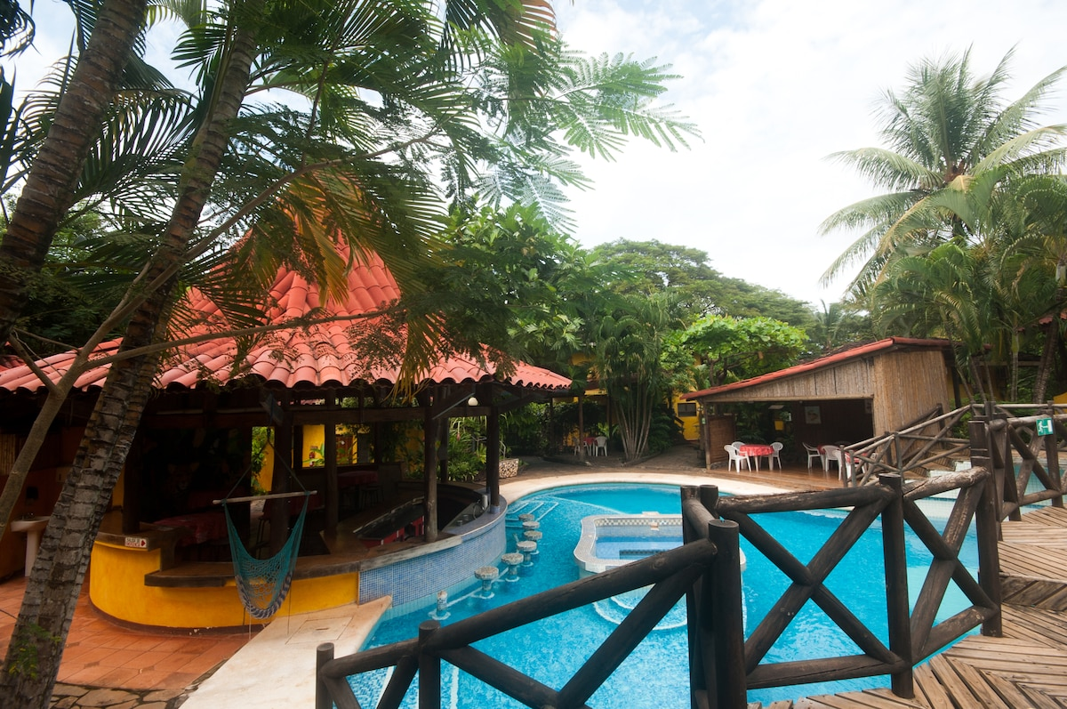 Cozy Boutique Hotel in Tamarindo