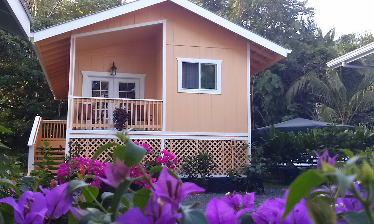 Oceanfront Cottage @ Kehena Beach