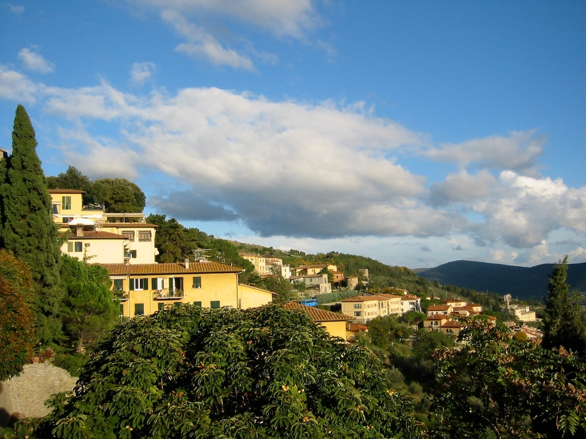 View of Cortona.
