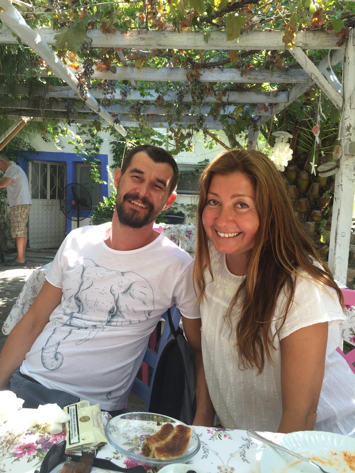Deniz&Hilmi from İstanbul