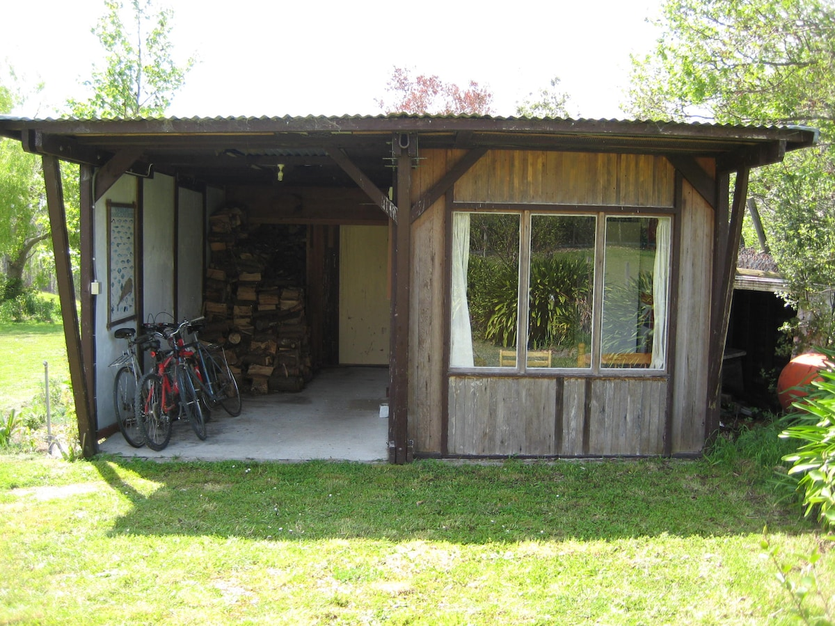 The quirky kiwi cabin