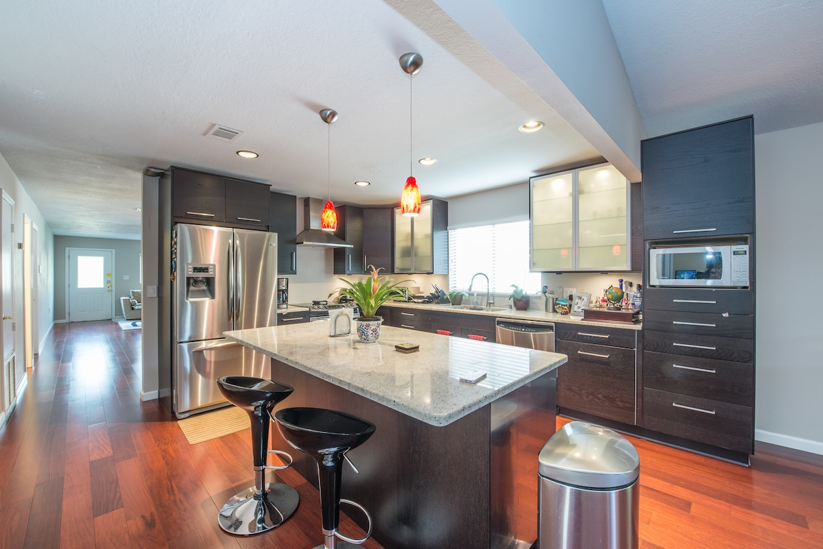 Kitchen area is a common area!