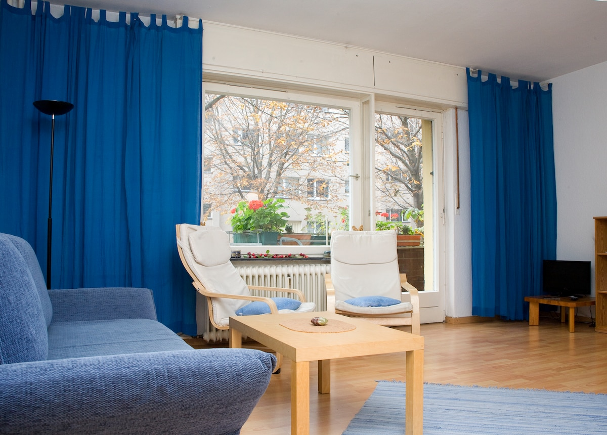 Quiet and child-friendly Apartment