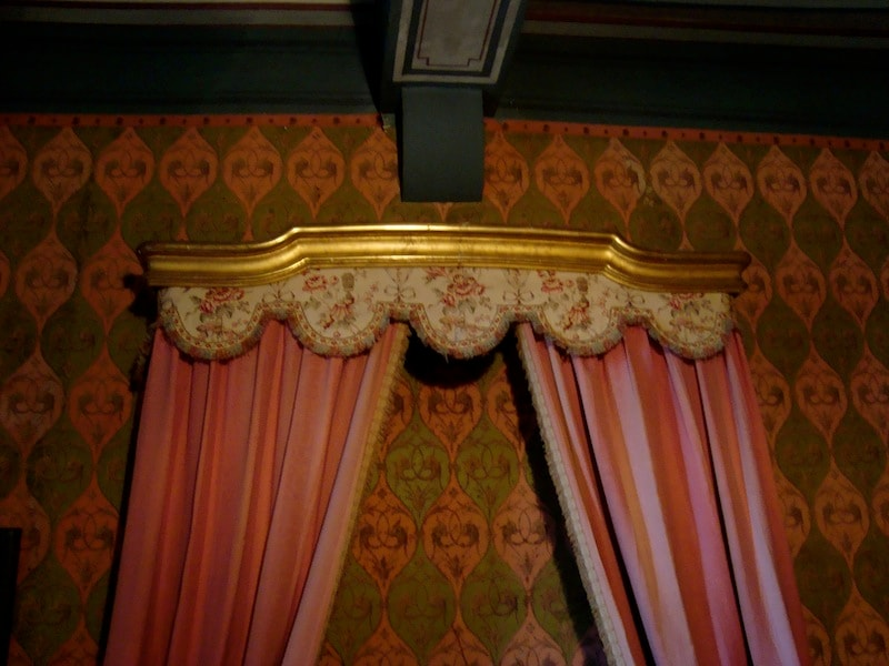 The Gold Room, Chateau de Burnand