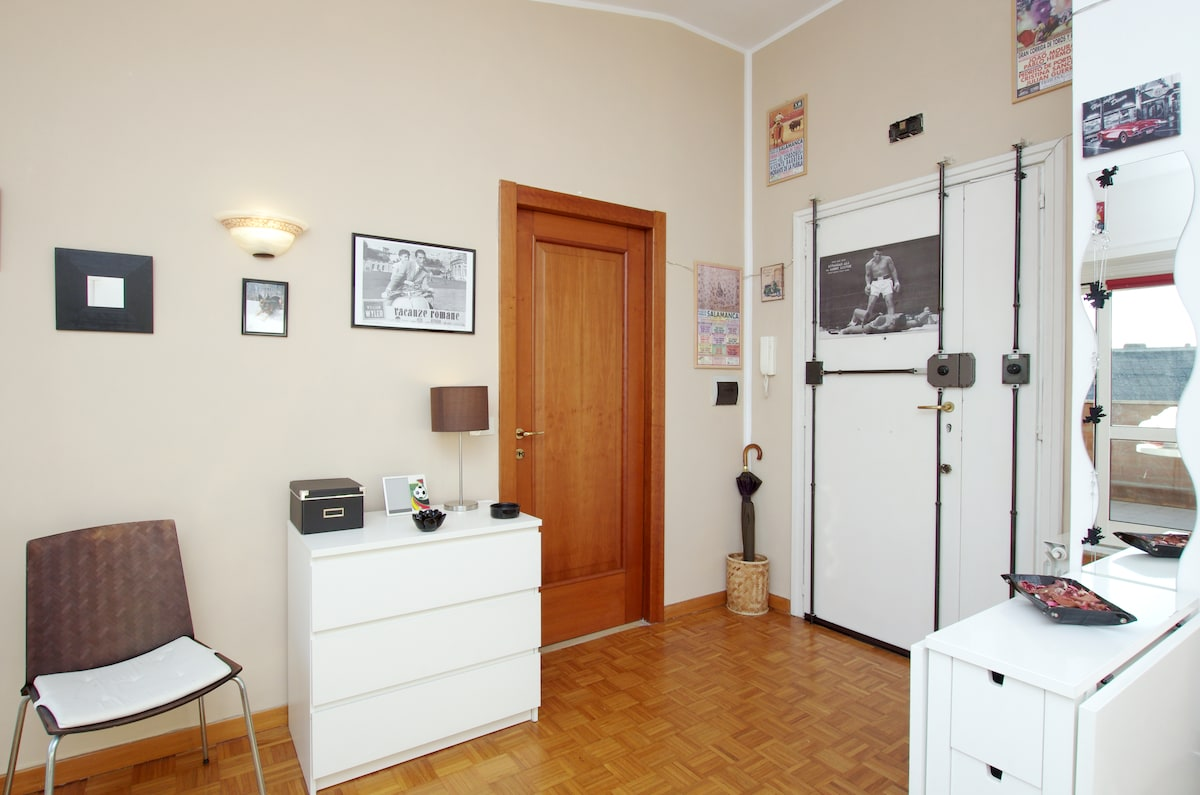 Apartment with terrace in Rome !!!