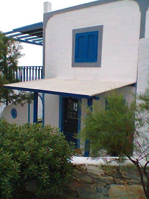 Plakoto apartment - peaceful oasis