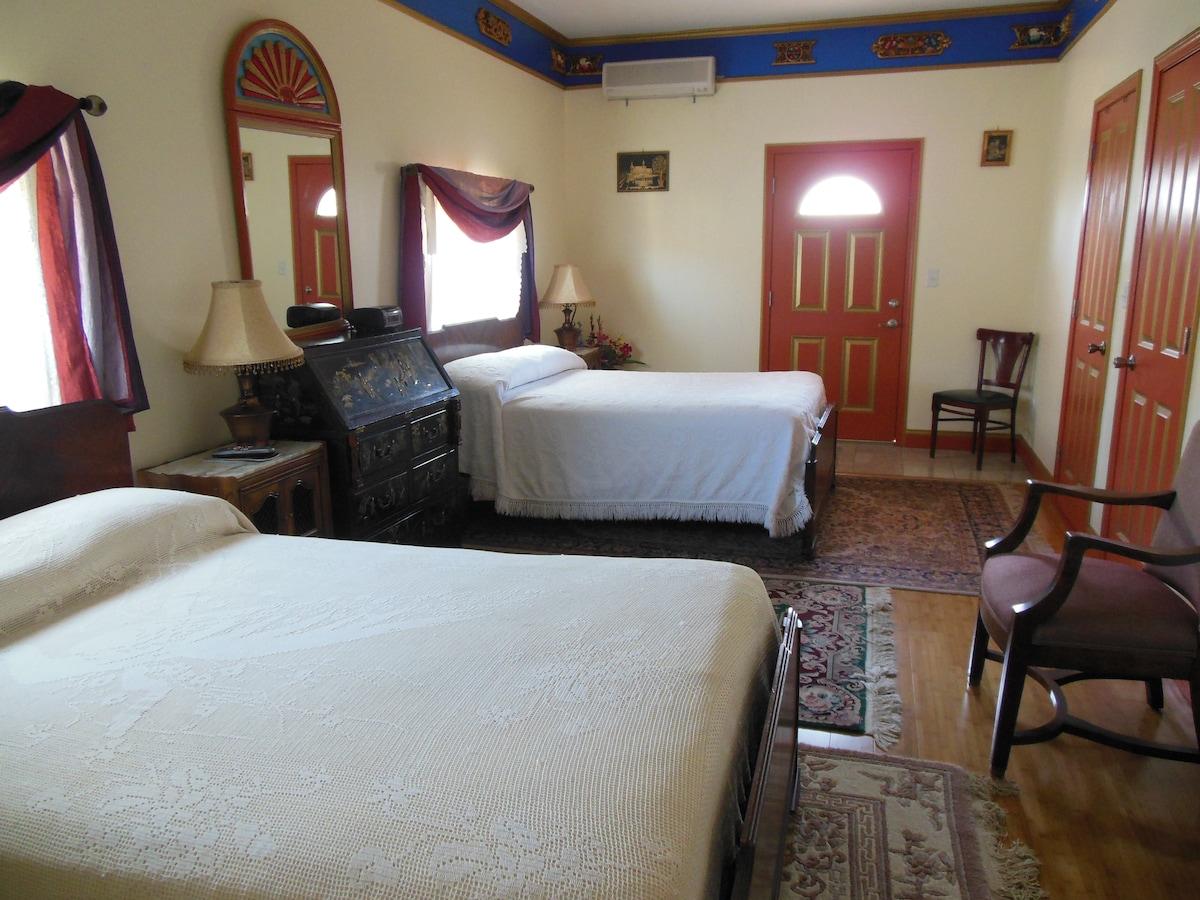 Tibetan Inn - Harmony's Friend Room