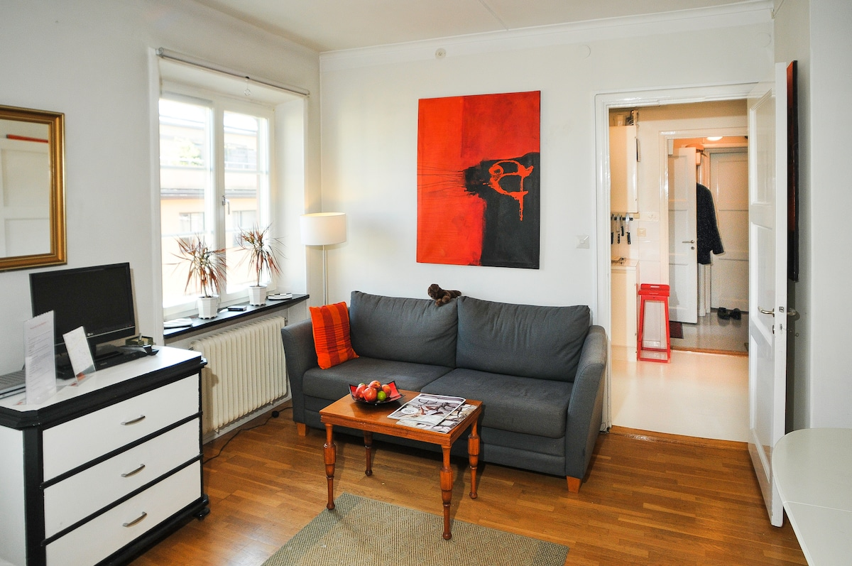 A wounderful room in Södermalm