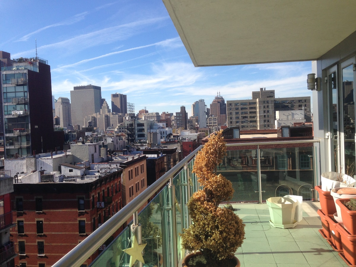 Luxury in LES with incredible view