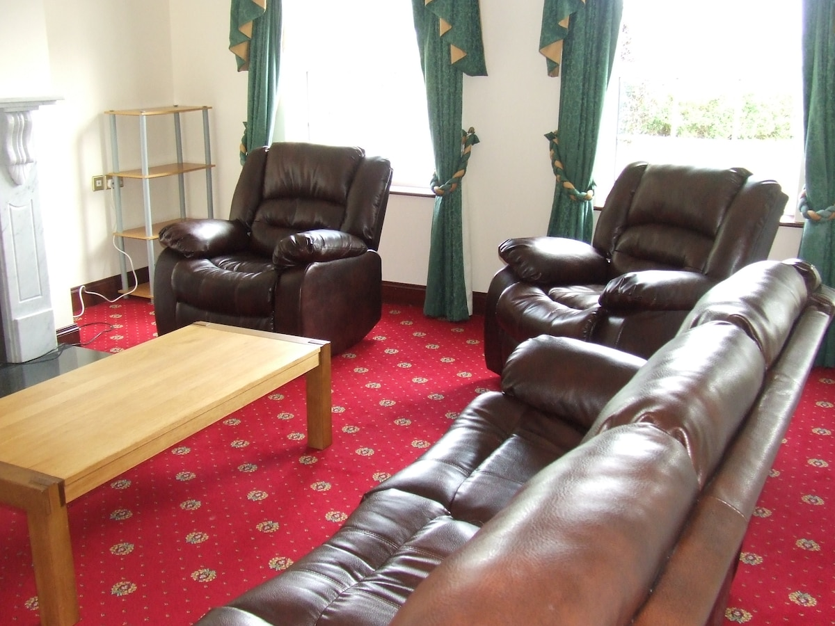 lounge in holiday home