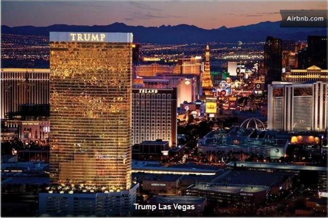 Trump Tower 46th Floor 2Queen Bed