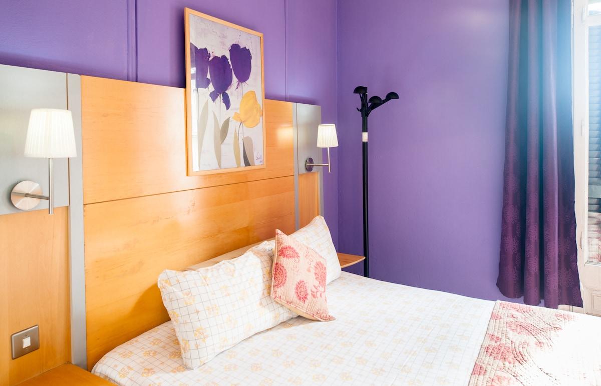 ConfortDouble room Balcon Panoramic