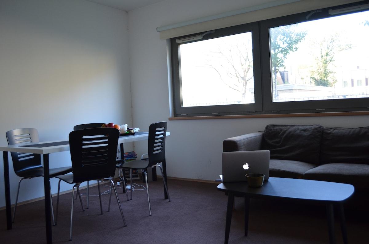 One bedroom flat Camberwell