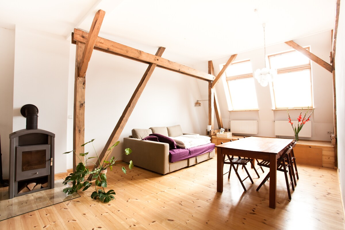 Beautiful 50sqm Heart of Berlin