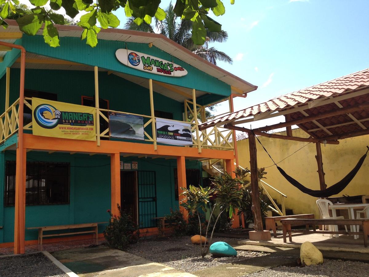 Manga´s Surf House Hostel - Dorm#2