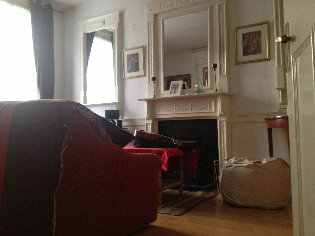 Double Room in Charming Mews