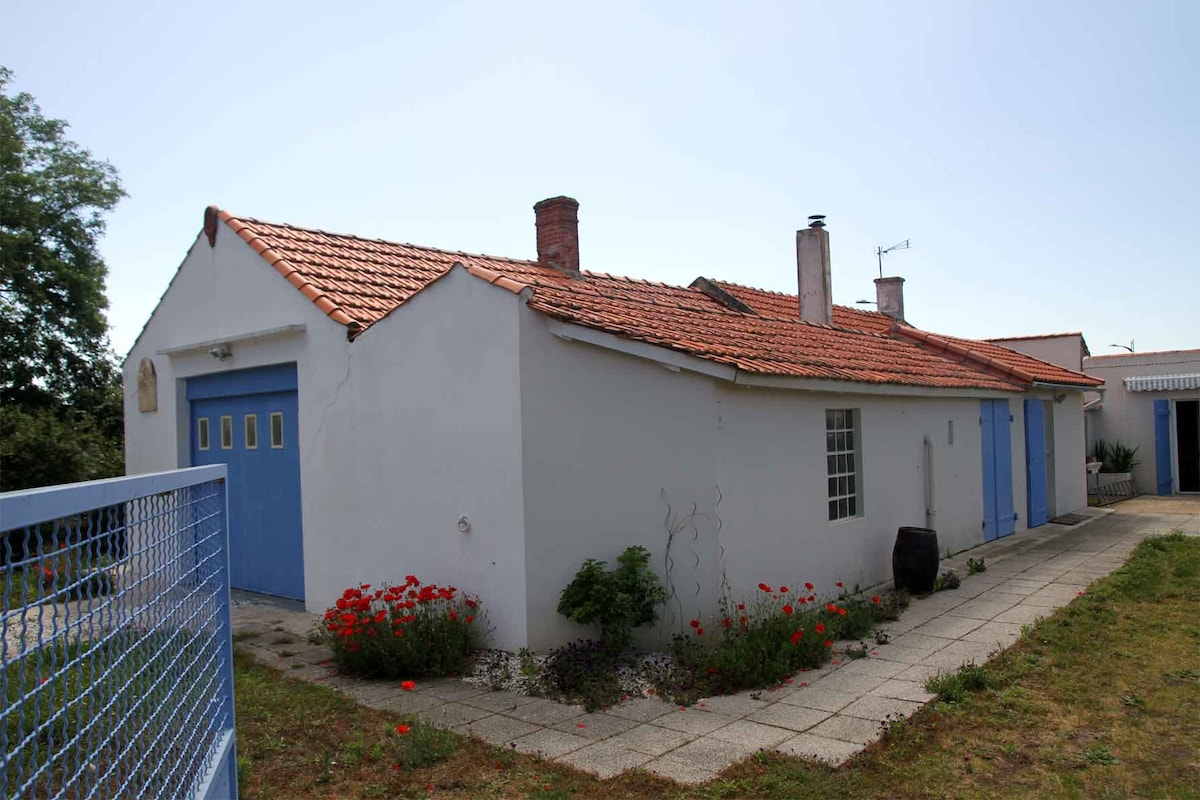 Room in a typical vendée house