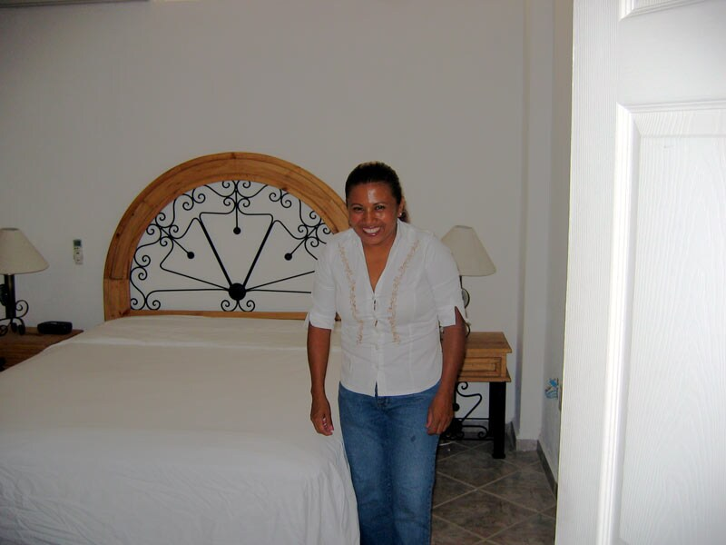 Elly our Housekeeper