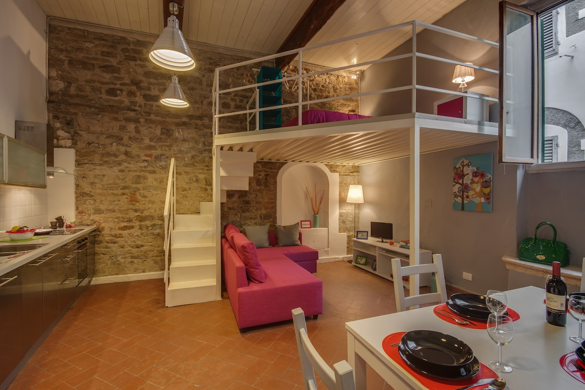 Posh Apartment for 5 in Florence