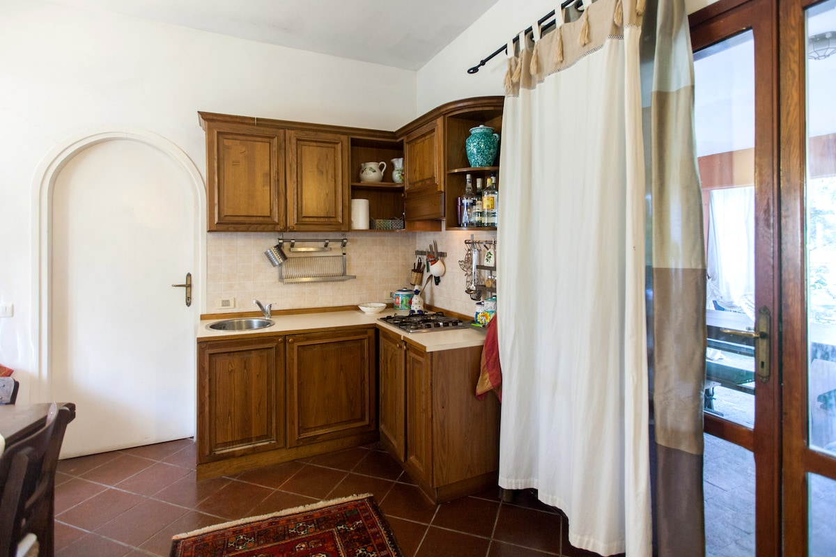 BORGO CAERE an oasis at 25' from RM