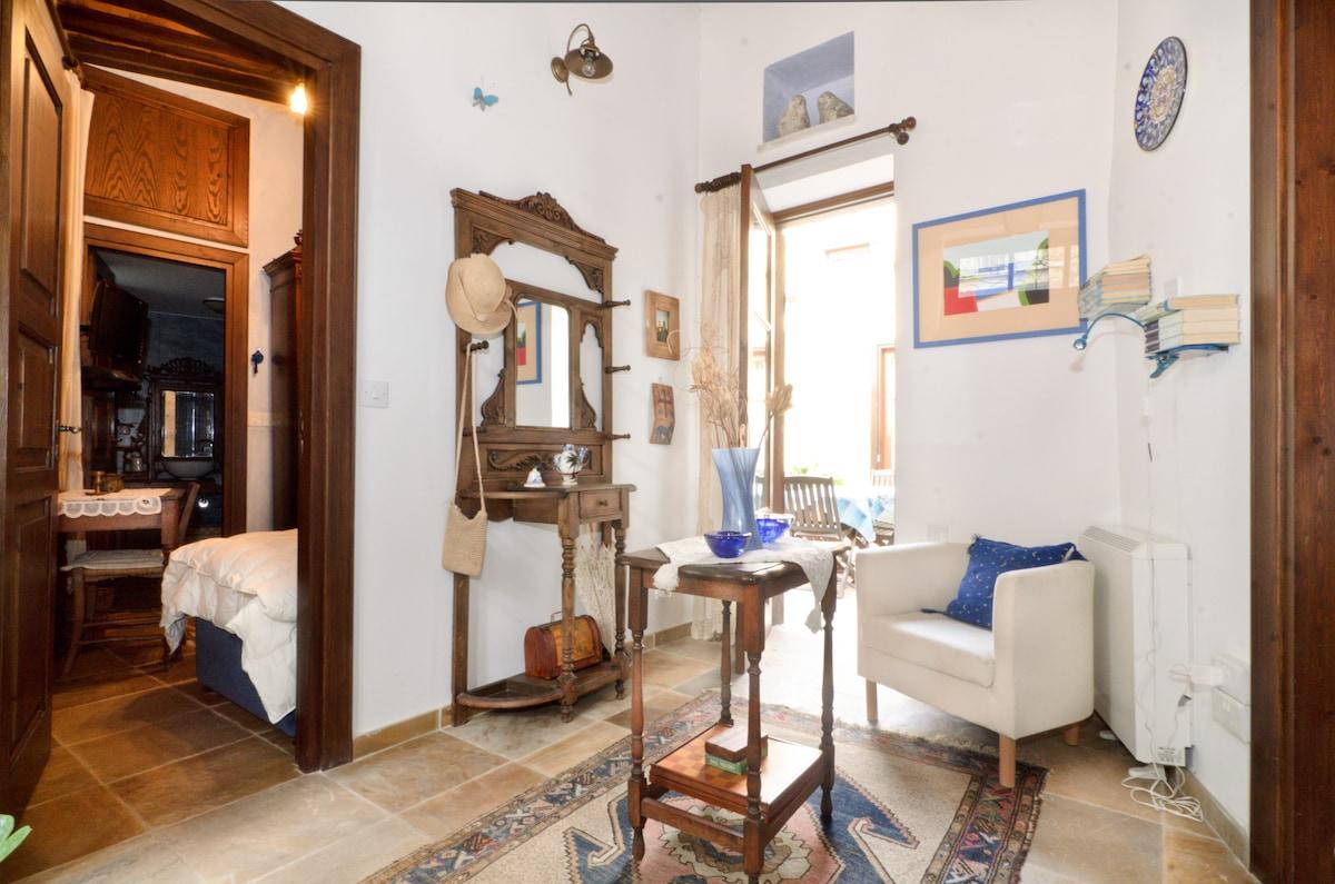 Nicosia abitazione tradizionale