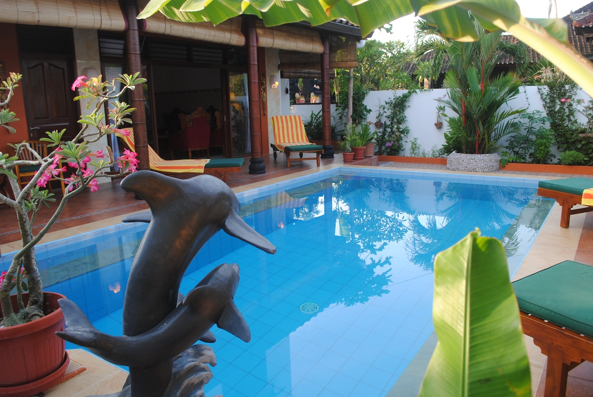 Tropical Oasis - Amazing Views 2br