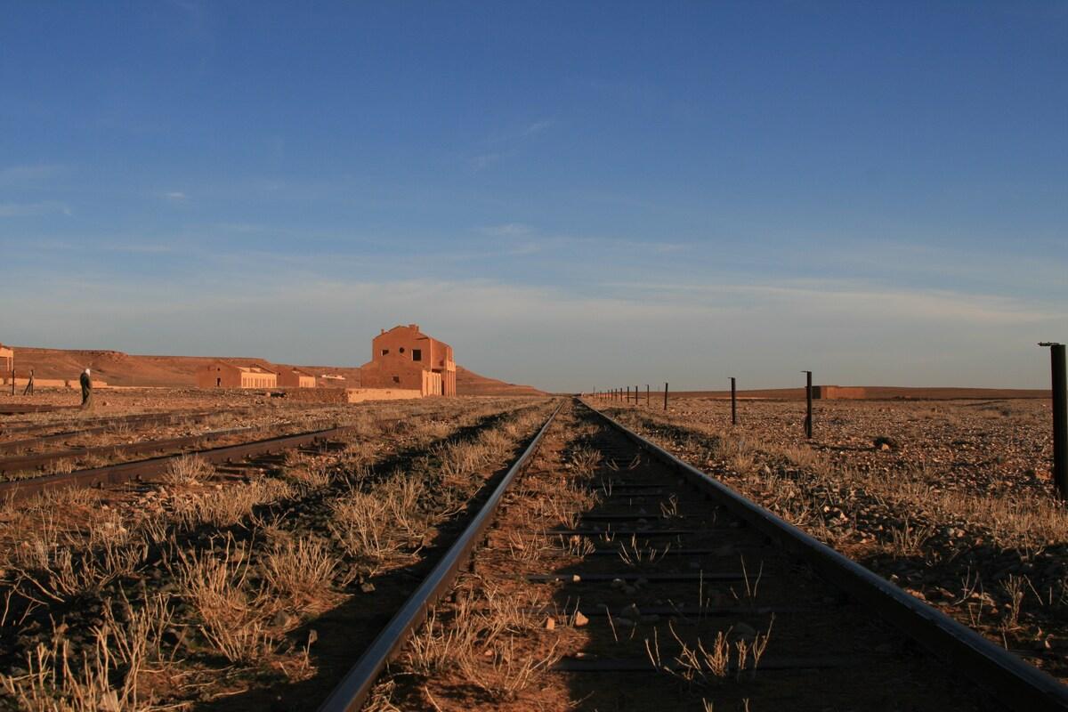 Oriental Desert Train Morocco