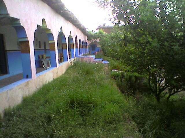jardine de gite