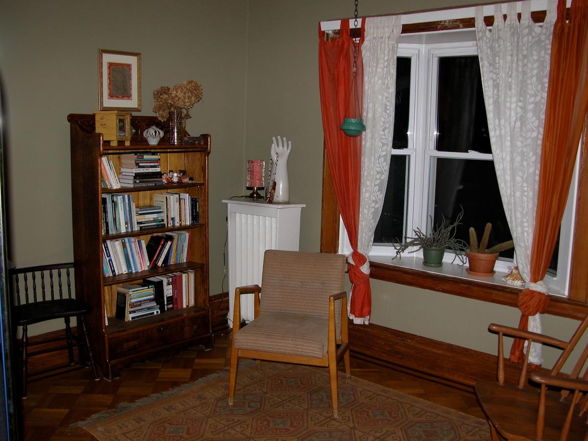 Cozy 2 -bedroom suite, 20 min NYC