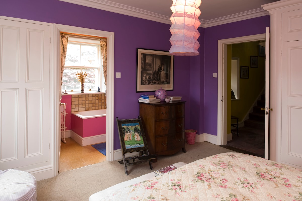 Splendid Room in Georgian Home
