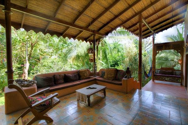 Terrasse living room