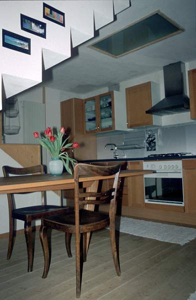 Kitchen (only for whole apartment)